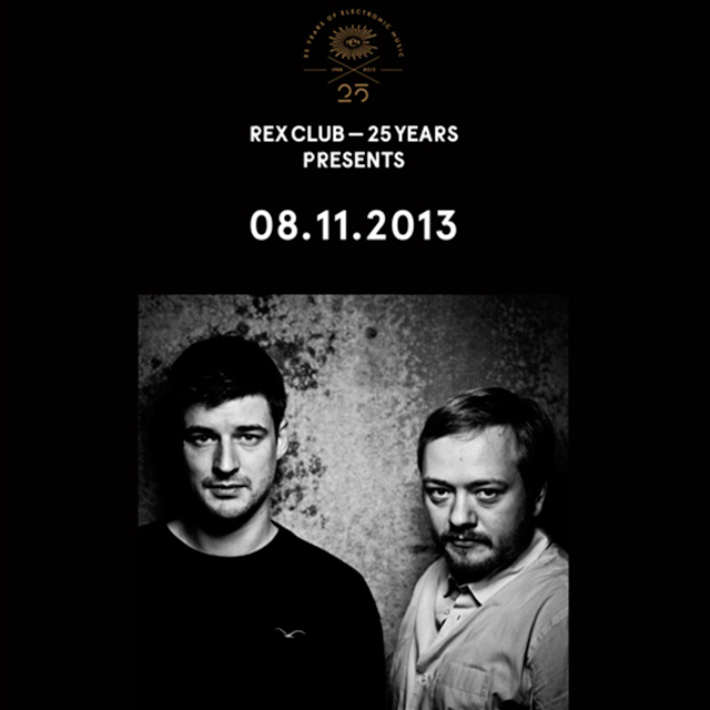 "BTRAX night ""REX club 25 years"" 08.11.2013"