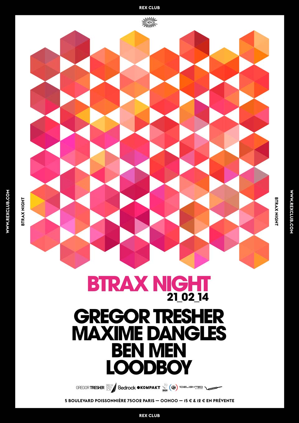 BTRAX night 21.02.14
