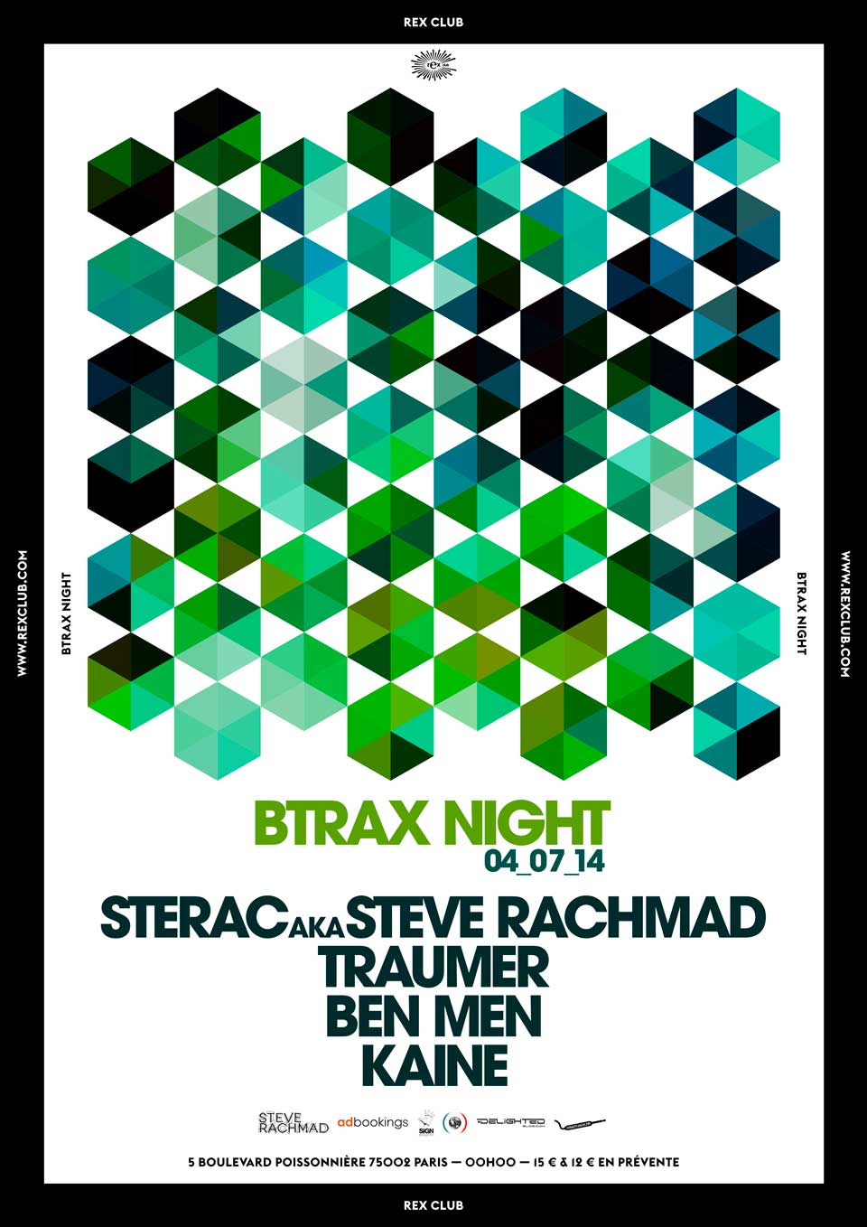 BTRAX night 04.07.14