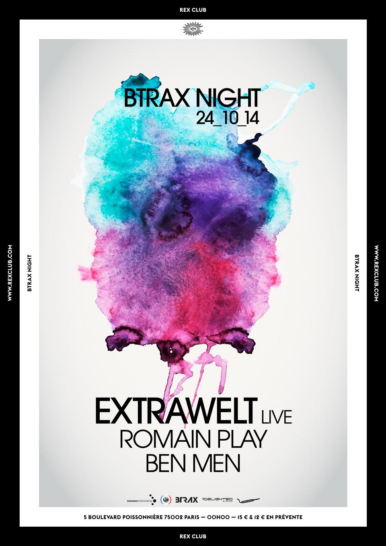 BTRAX night 24.10.14