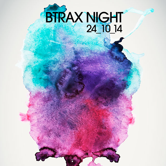 BTRAX night 24.10.14