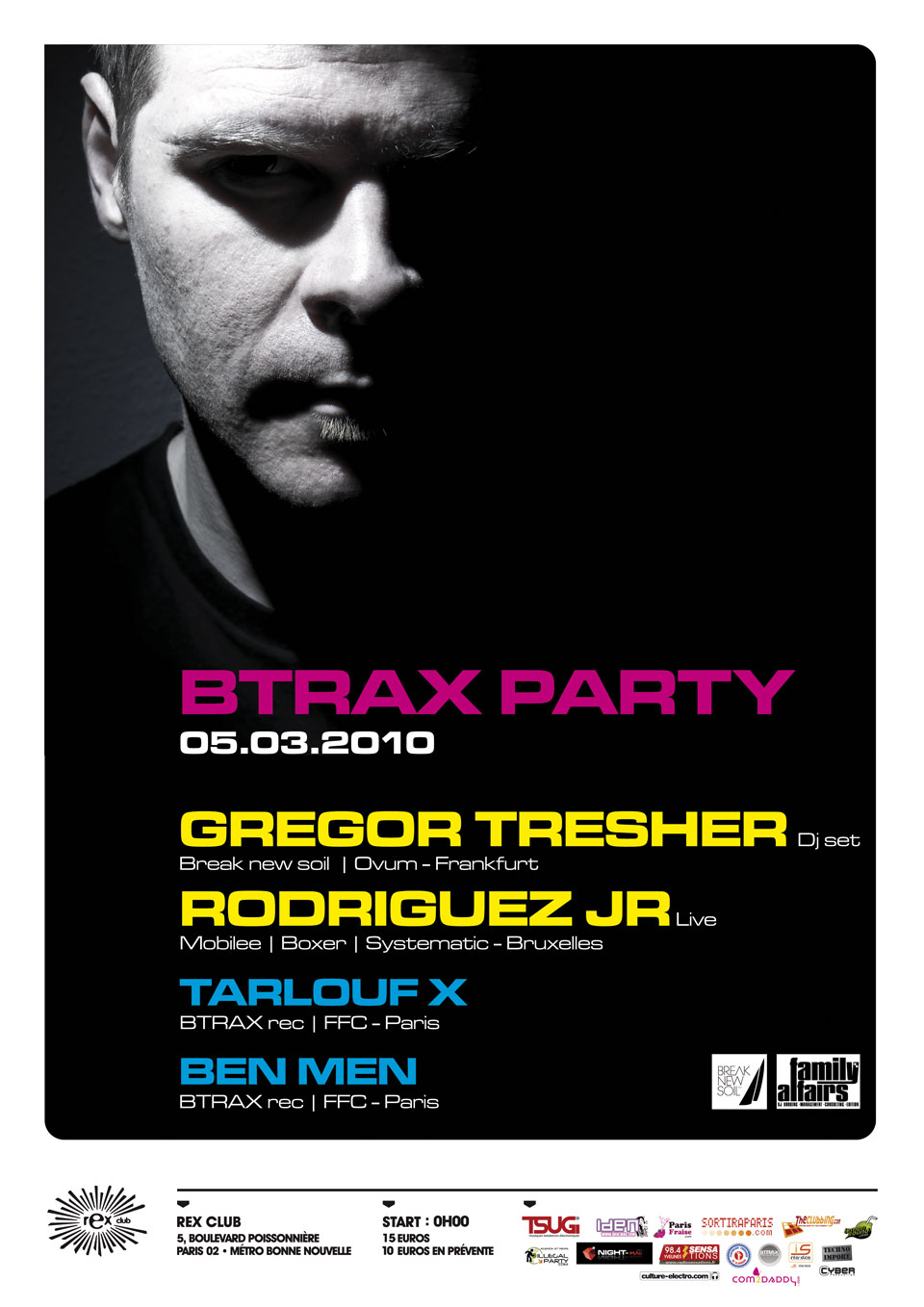 BTRAX party 05.035.10