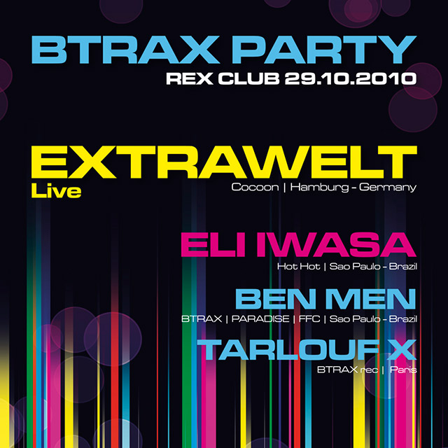 BTRAX party 29.10.10