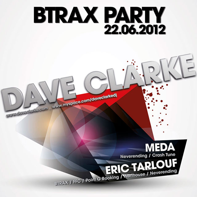 BTRAX party 22.06.12