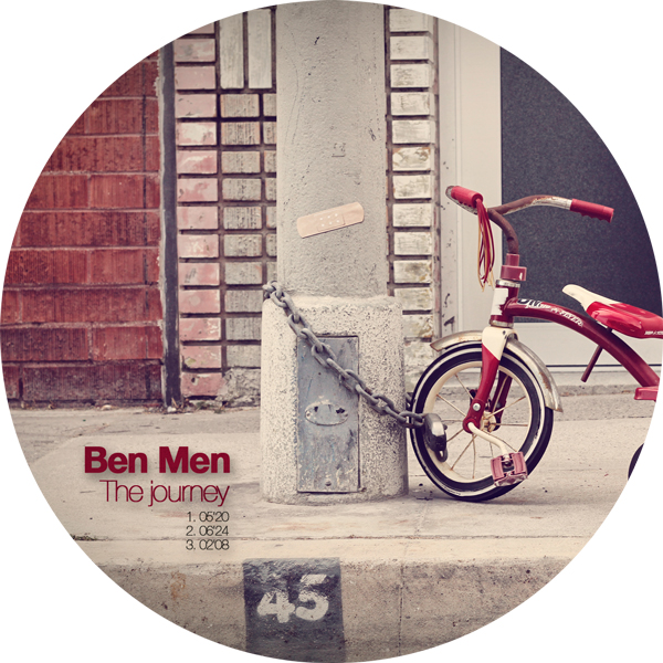 "Ben Men ""The journey"" BTRAX records"