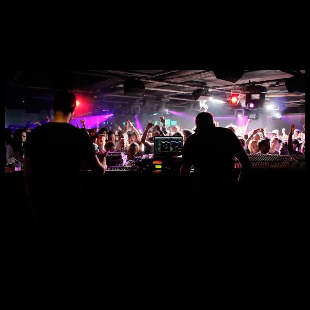 BTRAX night 24.10.14 - REX club : Extrawelt