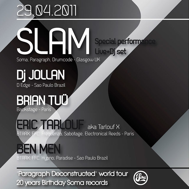 BTRAX party 29.04.11